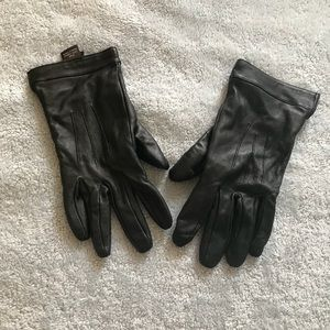 Accessories - Genuine leather gloves size Large